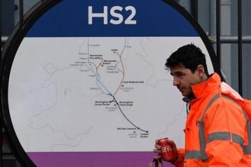 12年了英国555公里高铁预算再涨达9453亿元