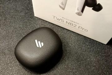 漫步者TWS NB2 Pro:复合降噪+全景声环绕声效 时刻静享好声音