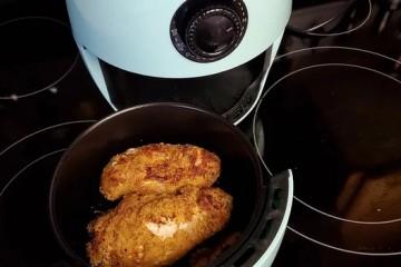 10款空气炸锅测评德国宝烹饪评价一般
