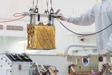 毅力号首次制造火星氧气仅5克宇航员可呼吸10分钟