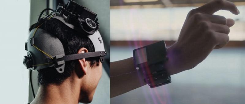 Facebook放弃研发头戴式脑机接口称专注于手腕式输入设备