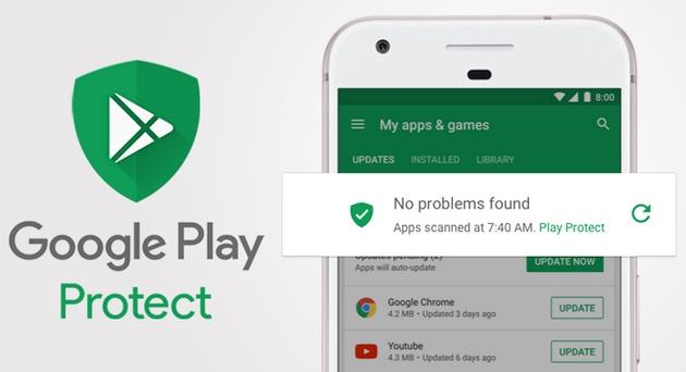 GooglePlayProtect未通过2021上半年的AV-TEST移动安全测试
